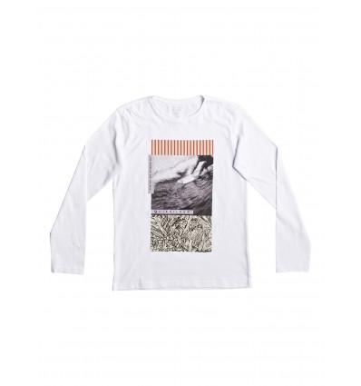 Camiseta m.l Quiksilver hombre