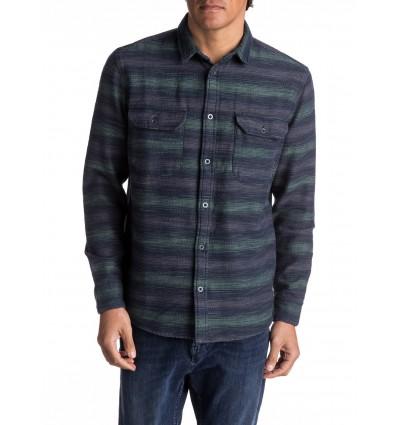 Camisa m.l Quiksikver hombre