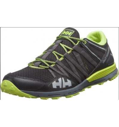 ZAPATILLA HELLY HANSEN TRAIL NEGRO/LIMA