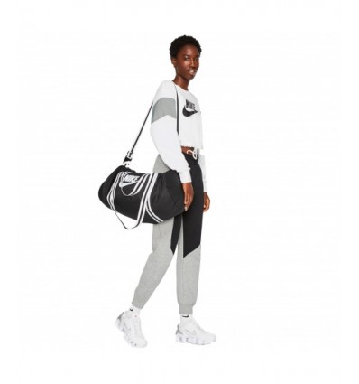 Maleta Nike Heritage Negro/Blanco