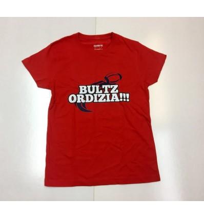 Camiseta ORDIZIA RUGBY Bultz hombre