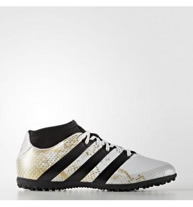 Zapatilla fútbol niño suela turf. Adidas.