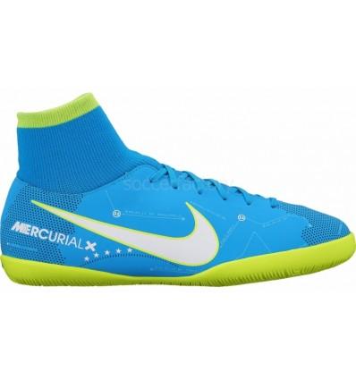Zapatilla fútbol, niño, indoor, Nike.