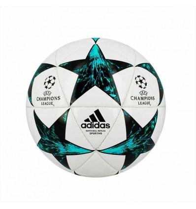 Balón fútbol, replica CHAMPIONS LEAGUE, adidas.