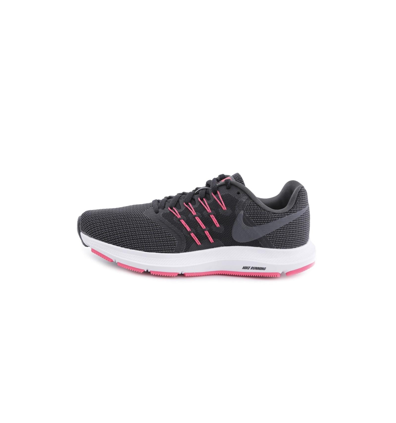 best sneakers 797fe cc5ee ... Zapatilla running Nike RUN SWIFT Negro Rojo ...
