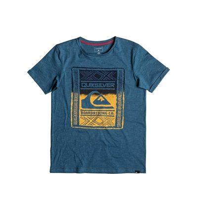 Camiseta m.c QUIKSILVER niño