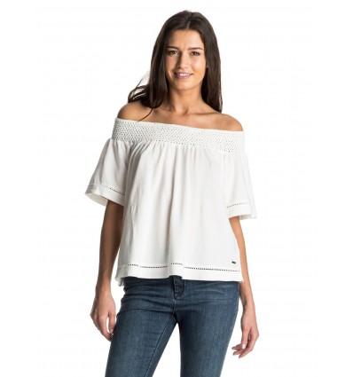 Camisa hombrosvistos ROXY mujer