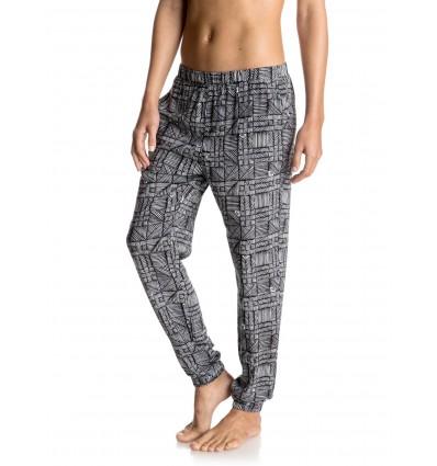 Pantalon tela ROXY mujer