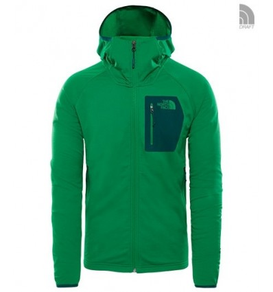 FORRO POLAR VERDE THE NORTH FACE