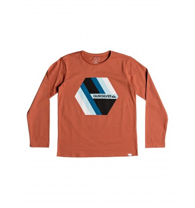 CAMISETA QUICKSILVER NIÑO