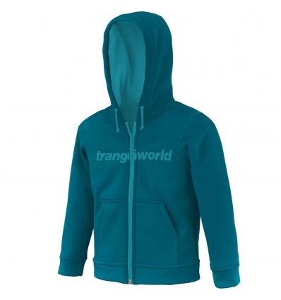 CHAQUETA POLAR TRANGO WORLD NIÑO