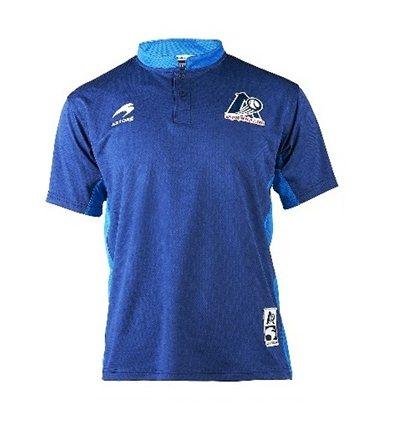 Camiseta Replica Pelota Aspe azul jr