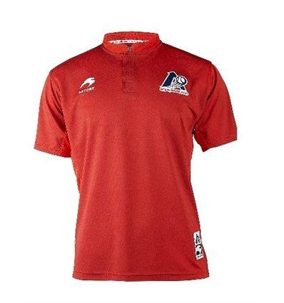 Camiseta Replica Pelota Aspe rojo jr