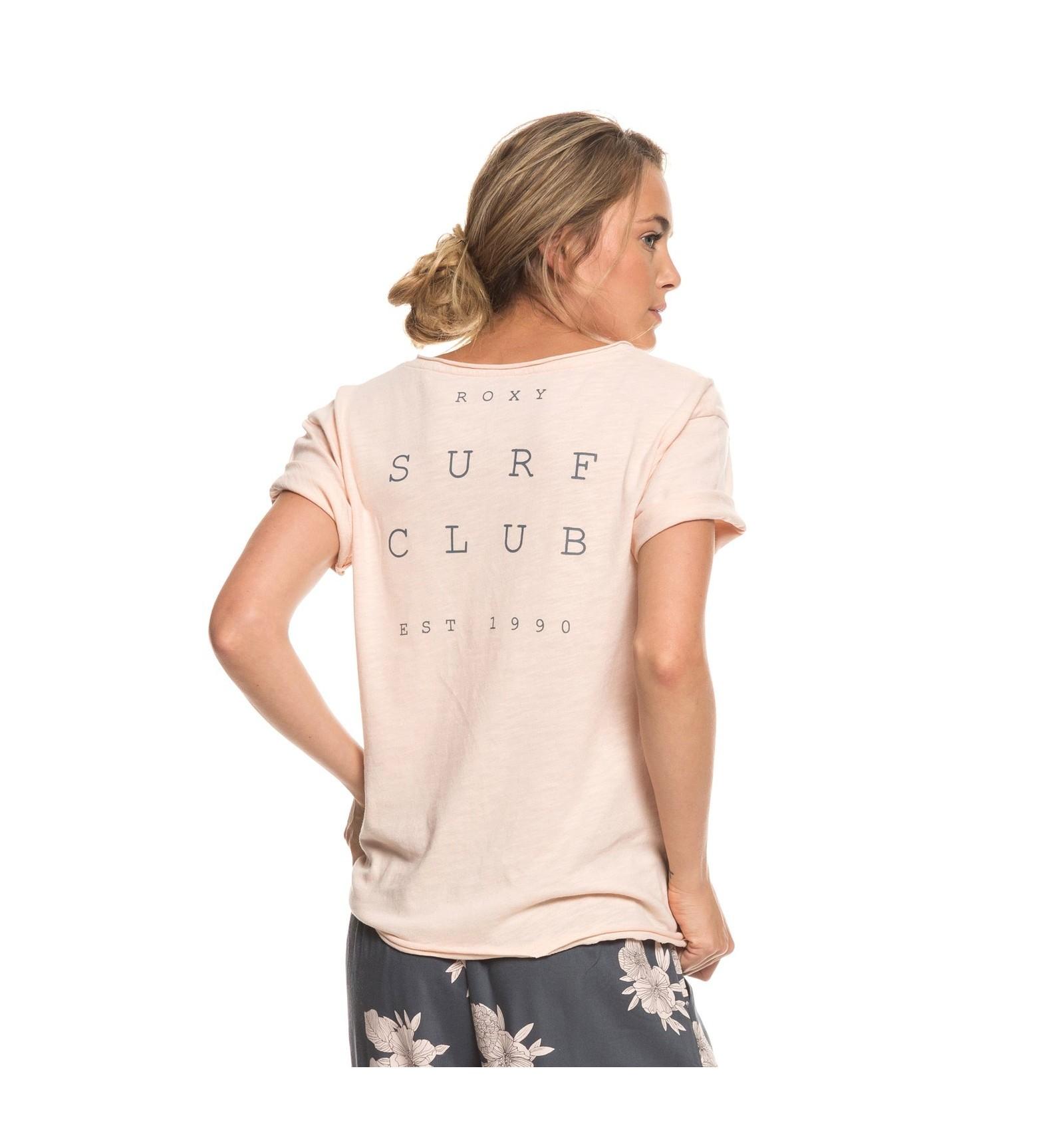 Mujer En Tienda Roxy Tu Deportes De Vicunasport Internet Camiseta qAL5S3jc4R